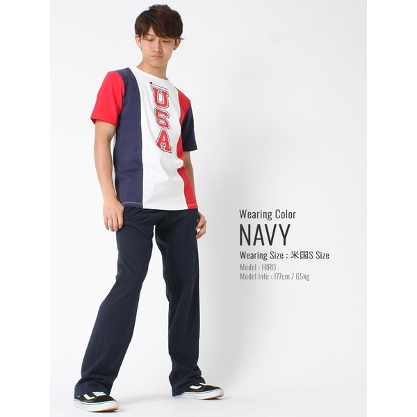チャンピオン スウェットパンツ メンズ 大きいサイズ USAモデル|ブランド ジョガーパンツ ロゴ アメカジ|f-box|12