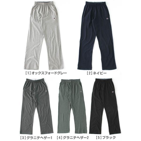 チャンピオン スウェットパンツ メンズ 大きいサイズ USAモデル|ブランド ジョガーパンツ ロゴ アメカジ|f-box|03