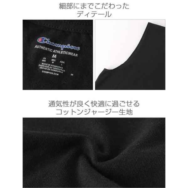 Champion チャンピオン タンクトップ メンズ マッスルTシャツ タンクトップ メンズ トレーニング 大きいサイズ メンズ f-box 04
