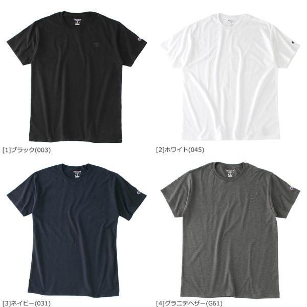 チャンピオン Tシャツ 半袖 メンズ 大きいサイズ USAモデル|ブランド 半袖Tシャツ ロゴ アメカジ|f-box|03