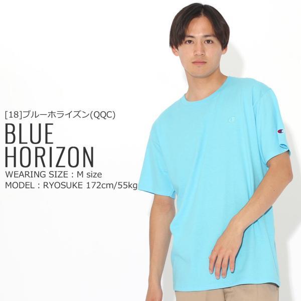 チャンピオン Tシャツ 半袖 メンズ 大きいサイズ USAモデル|ブランド 半袖Tシャツ ロゴ アメカジ|f-box|21