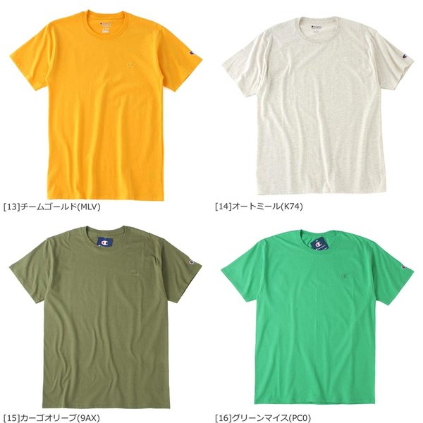 チャンピオン Tシャツ 半袖 メンズ 大きいサイズ USAモデル|ブランド 半袖Tシャツ ロゴ アメカジ|f-box|06