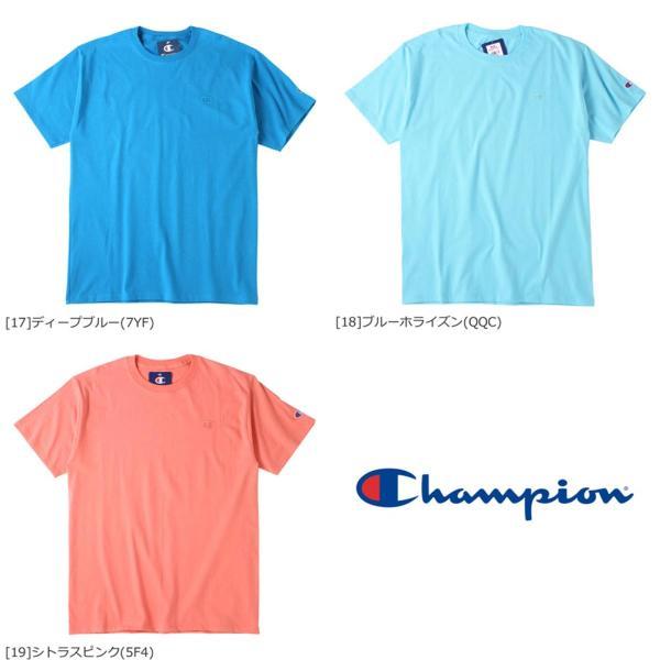 チャンピオン Tシャツ 半袖 メンズ 大きいサイズ USAモデル|ブランド 半袖Tシャツ ロゴ アメカジ|f-box|07