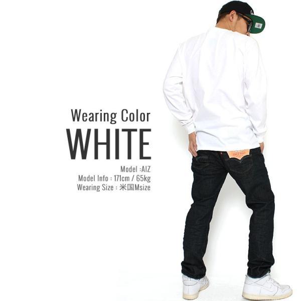 チャンピオン Tシャツ 長袖 メンズ レディース 大きいサイズ USAモデル|ブランド ロンT 長袖Tシャツ ロゴ アメカジ|f-box|06