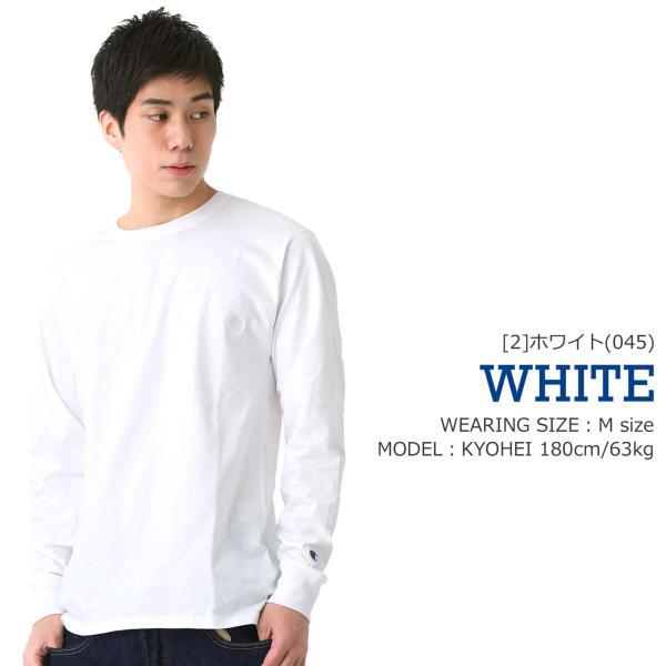 チャンピオン Tシャツ 長袖 メンズ 大きいサイズ USAモデル|ブランド ロンT 長袖Tシャツ ロゴ アメカジ|f-box|11