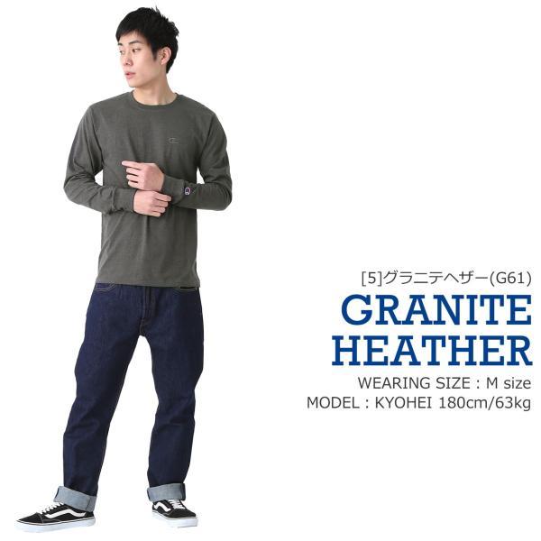 チャンピオン Tシャツ 長袖 メンズ 大きいサイズ USAモデル|ブランド ロンT 長袖Tシャツ ロゴ アメカジ|f-box|14