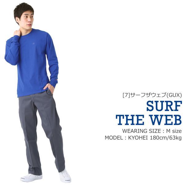 チャンピオン Tシャツ 長袖 メンズ 大きいサイズ USAモデル|ブランド ロンT 長袖Tシャツ ロゴ アメカジ|f-box|16