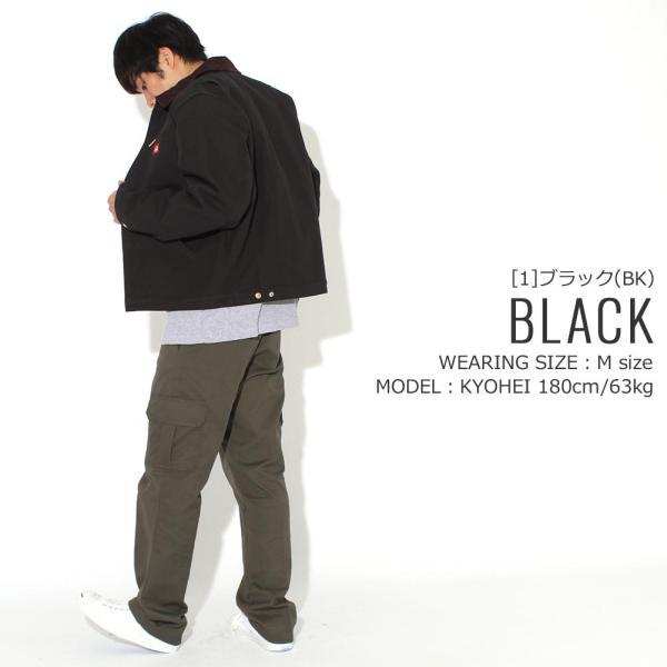 ディッキーズ ジャケット ダック ブランケットライニング 758 メンズ|大きいサイズ USAモデル Dickies|ワークジャケット 防寒 アウター ブルゾン|f-box|14