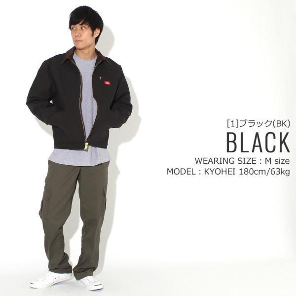 ディッキーズ ジャケット ダック ブランケットライニング 758 メンズ|大きいサイズ USAモデル Dickies|ワークジャケット 防寒 アウター ブルゾン|f-box|10