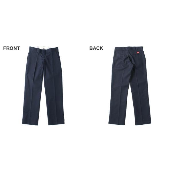 [レディース] ディッキーズ ワークパンツ オリジナルフィット 大きいサイズ FP774|ブランド アメカジ カジュアル 小さいサイズ|f-box|07