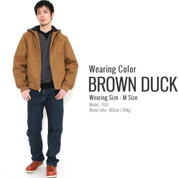 ディッキーズ Dickies ジャケット メンズ 大きいサイズ ディッキーズ アウター ブルゾン ワークジャケット 防寒 アメカジ ブランド|f-box|06