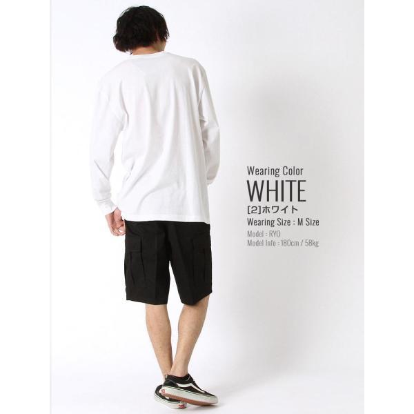 ディッキーズ Tシャツ 長袖 メンズ|大きいサイズ USAモデル Dickies|ロンT 長袖Tシャツ ロゴT|f-box|09