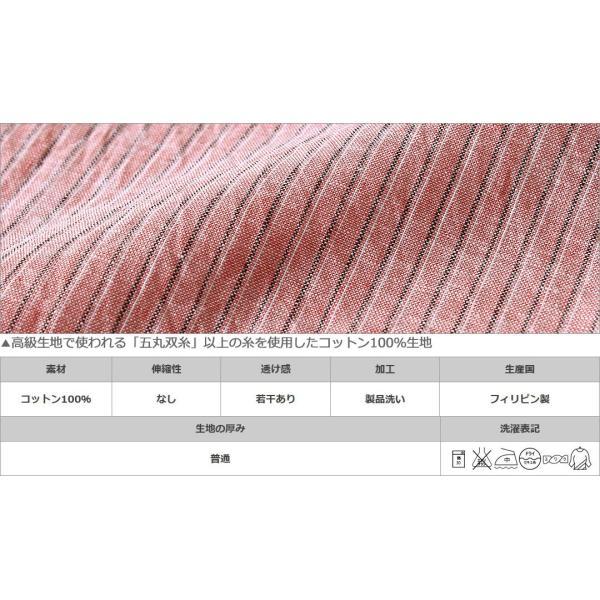 シャツ 半袖 メンズ ワイドカラー ストライプ 大きいサイズ 日本規格 ブランド EAGLE THE STANDARD イーグル 半袖シャツ ビジネス f-box 06
