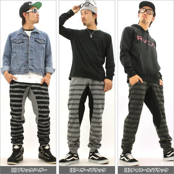 ジョガーパンツ メンズ スウェット メンズジョガーパンツ 大きいサイズ スウェットパンツ サルエルパンツ|f-box|02