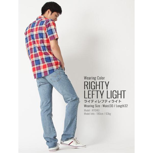 リーバイス 501 ダメージ ボタンフライ ストレート ストレッチ 大きいサイズ USAモデル ブランド Levi's Levis ジーンズ デニム Levi's 501 アメカジ f-box 12