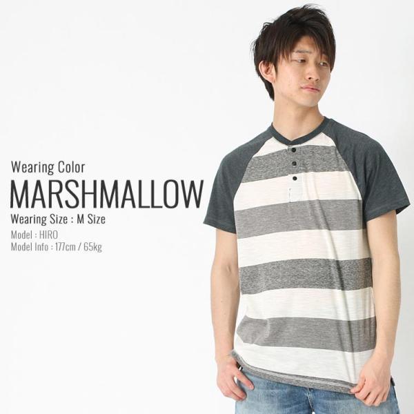 リーバイス Tシャツ 半袖 メンズ ヘンリーネック ラグラン 大きいサイズ USAモデル|ブランド Levi's Levis|半袖Tシャツ アメカジ カジュアル|f-box|06
