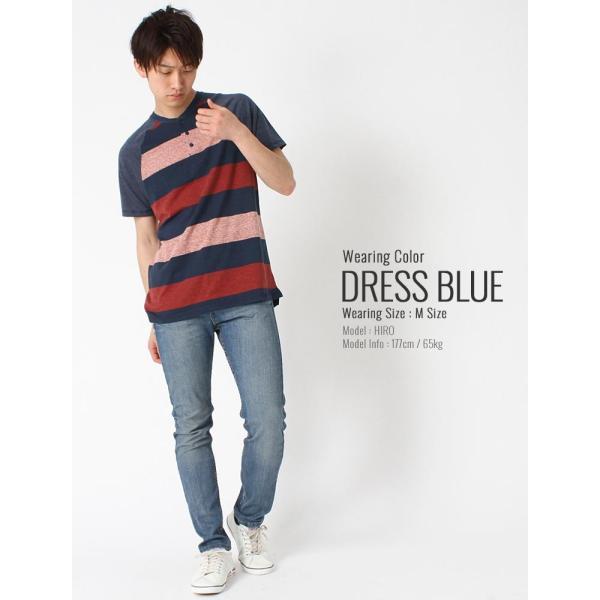 リーバイス Tシャツ 半袖 メンズ ヘンリーネック ラグラン 大きいサイズ USAモデル|ブランド Levi's Levis|半袖Tシャツ アメカジ カジュアル|f-box|07