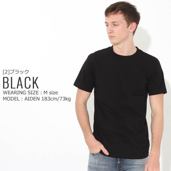 プロクラブ Tシャツ 半袖 クルーネック コンフォート 無地 メンズ 大きいサイズ 102 USAモデル|ブランド PRO CLUB|半袖Tシャツ アメカジ|f-box|11