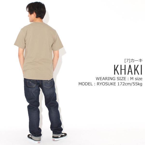 プロクラブ Tシャツ 半袖 クルーネック コンフォート 無地 メンズ 大きいサイズ 102 USAモデル|ブランド PRO CLUB|半袖Tシャツ アメカジ|f-box|14