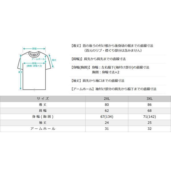 [ビッグサイズ] プロクラブ Tシャツ 半袖 Vネック コンフォート 無地 メンズ 大きいサイズ 106 USAモデル|ブランド PRO CLUB|半袖Tシャツ アメカジ|f-box|09