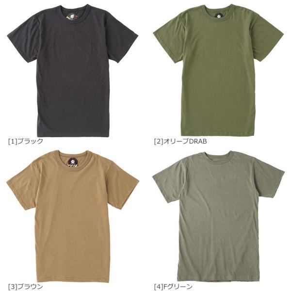 ロスコ Tシャツ 半袖 クルーネック 無地 コットン メンズ 大きいサイズ USAモデル|ブランド ROTHCO|半袖Tシャツ アメカジ ミリタリー|f-box|06