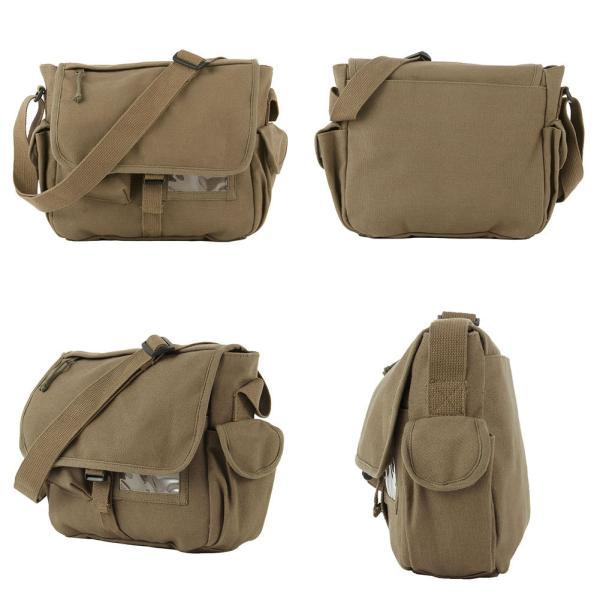 ロスコ バッグ ショルダーバッグ 2WAY メンズ レディース 9201 9203 USAモデル 米軍|ブランド ROTHCO|ミニショルダー 斜めがけ ミリタリー|f-box|06