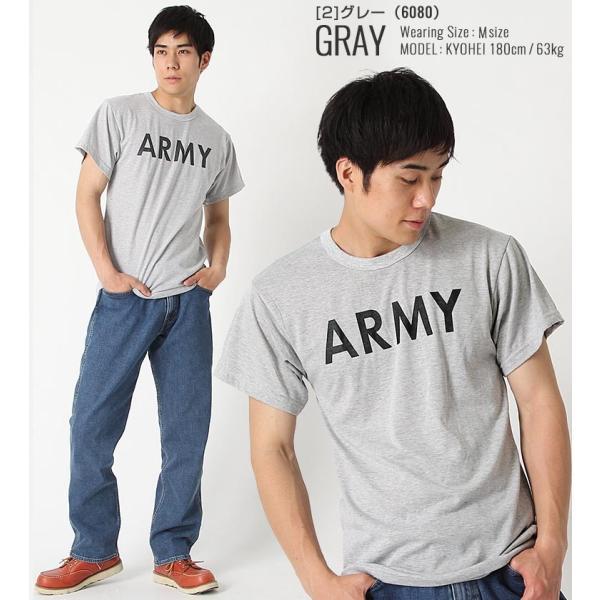 ロスコ Tシャツ 半袖 メンズ 大きいサイズ USAモデル 米軍|ブランド ROTHCO|半袖Tシャツ ミリタリー ロゴ プリント|f-box|17