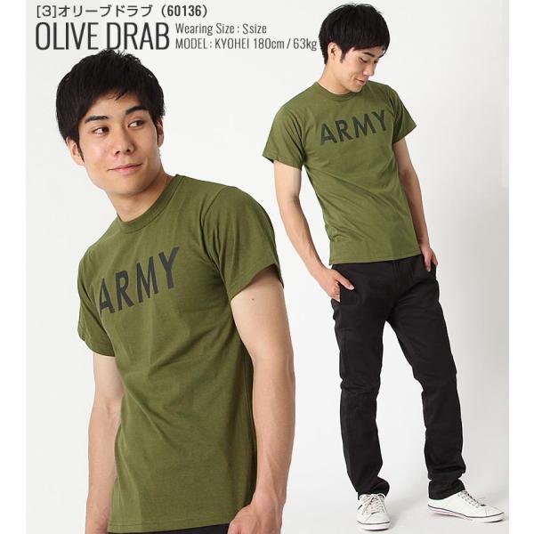 ロスコ Tシャツ 半袖 メンズ 大きいサイズ USAモデル 米軍|ブランド ROTHCO|半袖Tシャツ ミリタリー ロゴ プリント|f-box|18