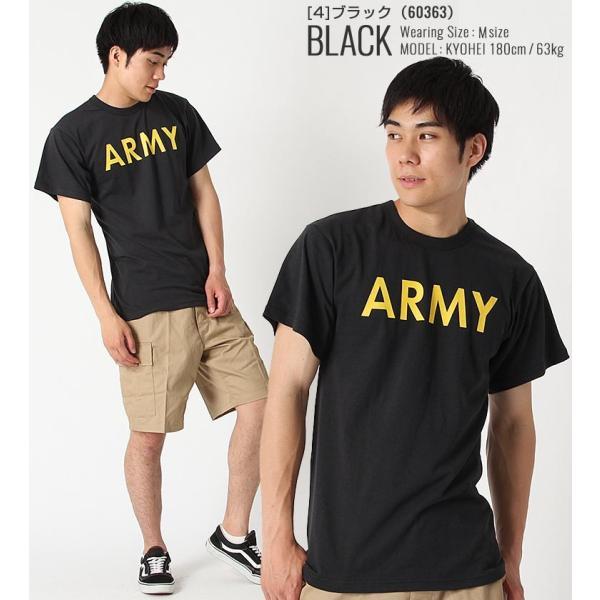 ロスコ Tシャツ 半袖 メンズ 大きいサイズ USAモデル 米軍|ブランド ROTHCO|半袖Tシャツ ミリタリー ロゴ プリント|f-box|19