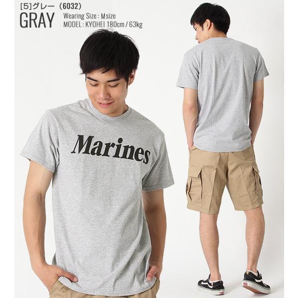 ロスコ Tシャツ 半袖 メンズ 大きいサイズ USAモデル 米軍|ブランド ROTHCO|半袖Tシャツ ミリタリー ロゴ プリント|f-box|20