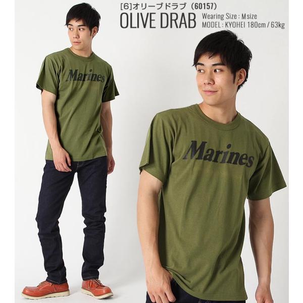 ロスコ Tシャツ 半袖 メンズ 大きいサイズ USAモデル 米軍|ブランド ROTHCO|半袖Tシャツ ミリタリー ロゴ プリント|f-box|21