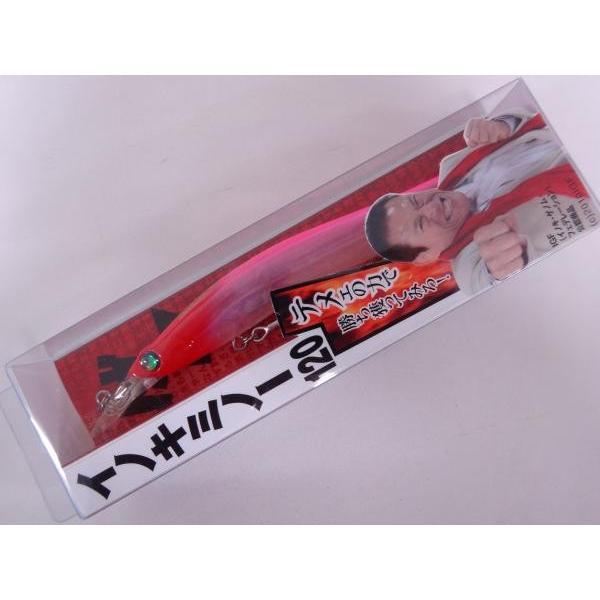 ダミキジャパン 猪木ミノー 120 09 ピンクボンバイエ 495059 メール便可