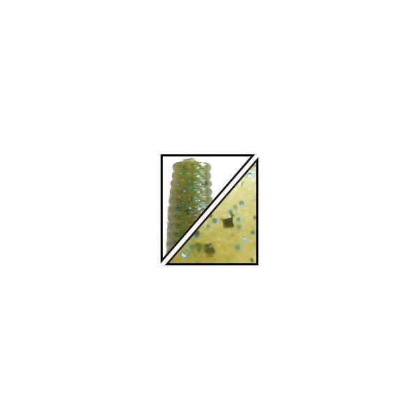 ゲーリーヤマモト 2インチ ヤマセンコー 343 ウォーターメロンブルーギル 131914