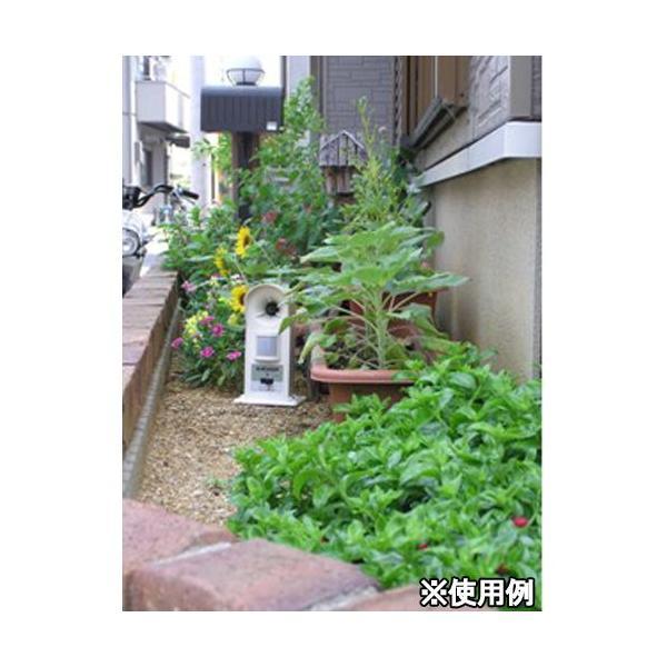 猫の被害でお困りの方に ガーデンバリア GDX 猫よけ 超音波(電池付属タイプ)|f-fact|02