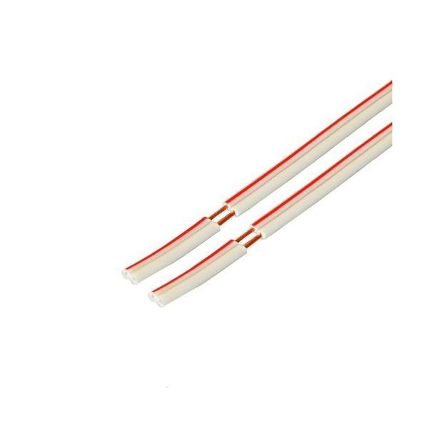スピーカーケーブル赤白(OFC)10m×1本VM4056