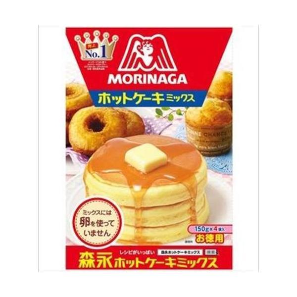森永製菓 ホットケーキ ミックス (粉末)600g
