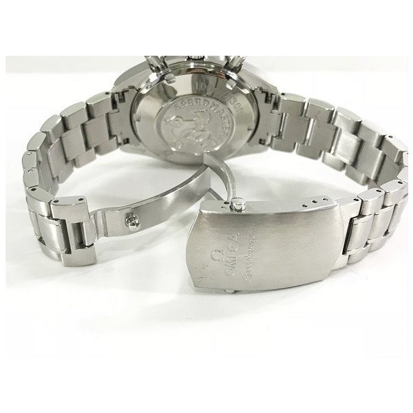 OMEGA オメガ 腕時計 スピードマスター 3210.50 自動巻き オートマティック ステンレススティール SS 極美品 中古 シルバー とけい|f-high-c|05