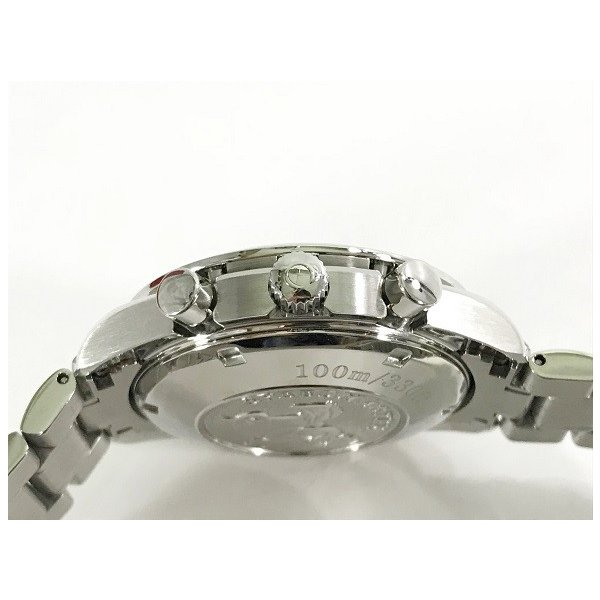 OMEGA オメガ 腕時計 スピードマスター 3210.50 自動巻き オートマティック ステンレススティール SS 極美品 中古 シルバー とけい|f-high-c|07