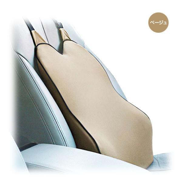 ネックパッド ネックピロー 腰当て クッション 低反発 ウレタン クッション ランバーサポート 車 カーシートクッション カバー取り外し可 f-innovation 11