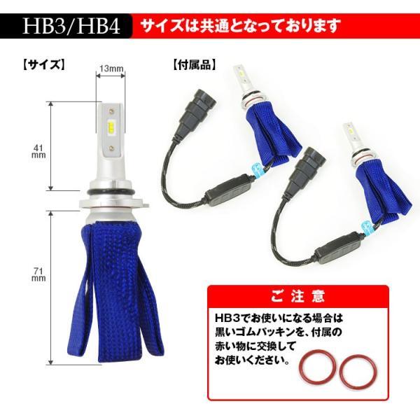LEDヘッドライト LEDヘッドランプ LEDフォグランプ ヒートリボン ファンレス 車検基準 LED H4 H8 H11 HB4 f-innovation 10