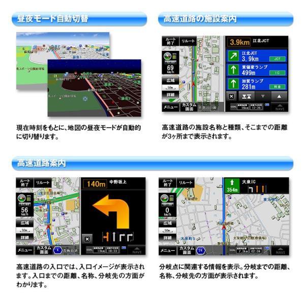 バイク ナビ バイク用ナビ 2019年版 3年間地図更新無料 5インチ IPX5 防水 Bluetooth バイザー一体型 イヤフォン|f-innovation|10