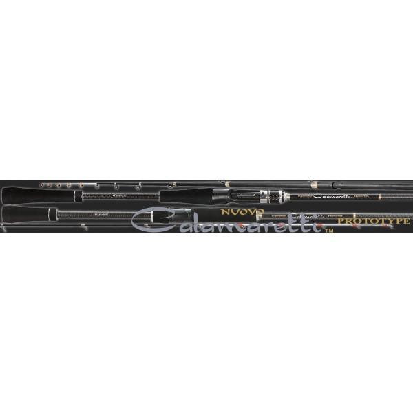 (送料無料)オリムピック グラファイトリーダー 18ヌーボ カラマレッティ プロトタイプ GNCPRC-652ML-S イカ用メタルスッテロッド