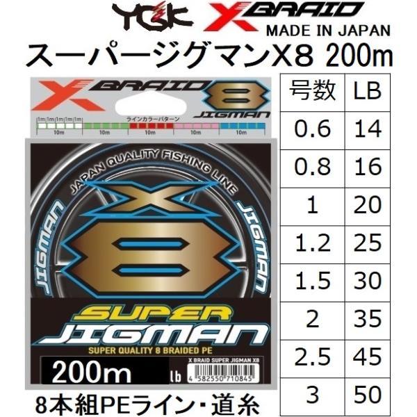(新製品)YGK・よつあみ XBRAID...
