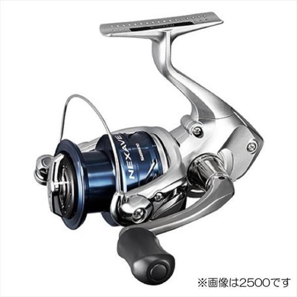シマノ/SHIMANO 18ネクサーブ 4000 箱付 糸無 スピニングリール ジギング・投釣・船 NEXAVE