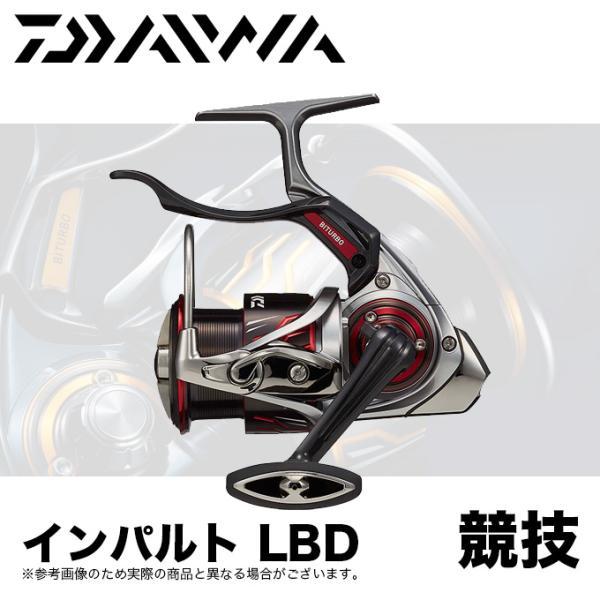 ダイワ 20 インパルト 競技 LBD (2020年モデル/レバーブレーキ付きスピニングリール) /(5)