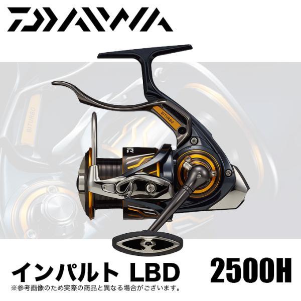 ダイワ 20 インパルト 2500H-LBD (2020年モデル/レバーブレーキ付きスピニングリール) /(5)