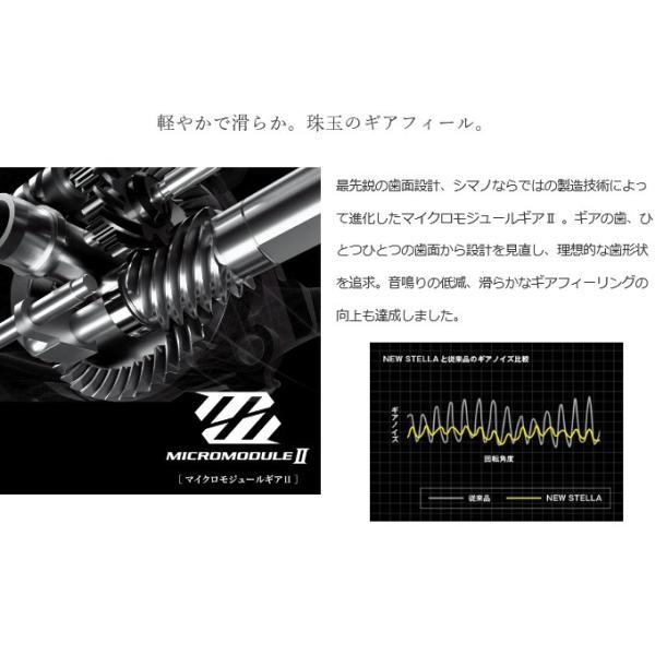 【エントリーでポイント10倍】(5) シマノ 18 ステラ C2500SHG (2018年モデル) スピニングリール|f-marunishi|06