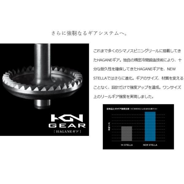 【エントリーでポイント10倍】(5) シマノ 18 ステラ C2500SHG (2018年モデル) スピニングリール|f-marunishi|08