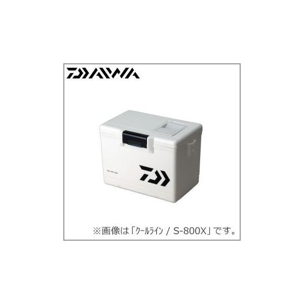 (5)【数量限定】 ダイワ クーラーボックス クールライン S 600X (カラー:ホワイト)|f-marunishi