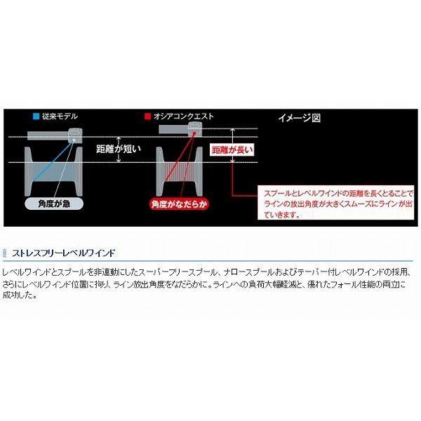 (5)シマノ オシア コンクエスト 201HG (左ハンドル)|f-marunishi|05
